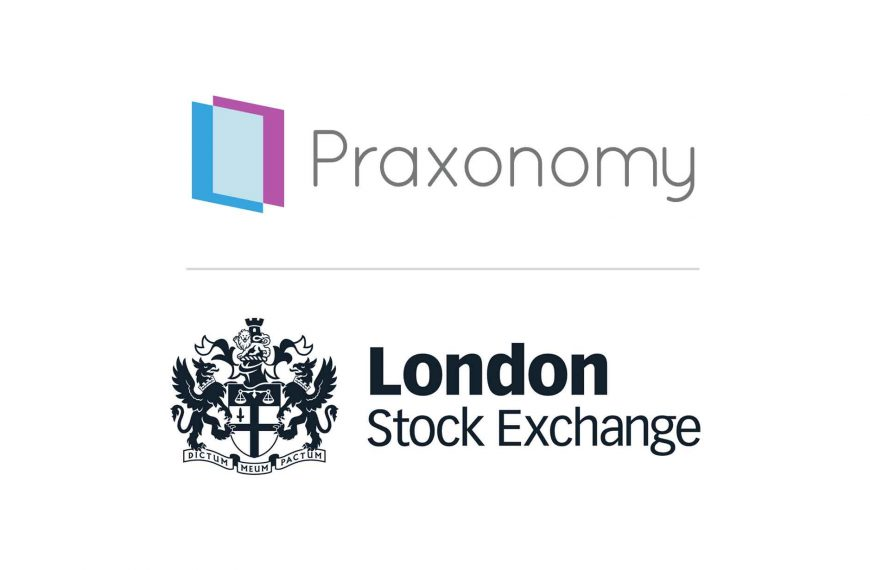 Praxonomy is Featured on the London Stock Exchange Issuer Services Marketplace