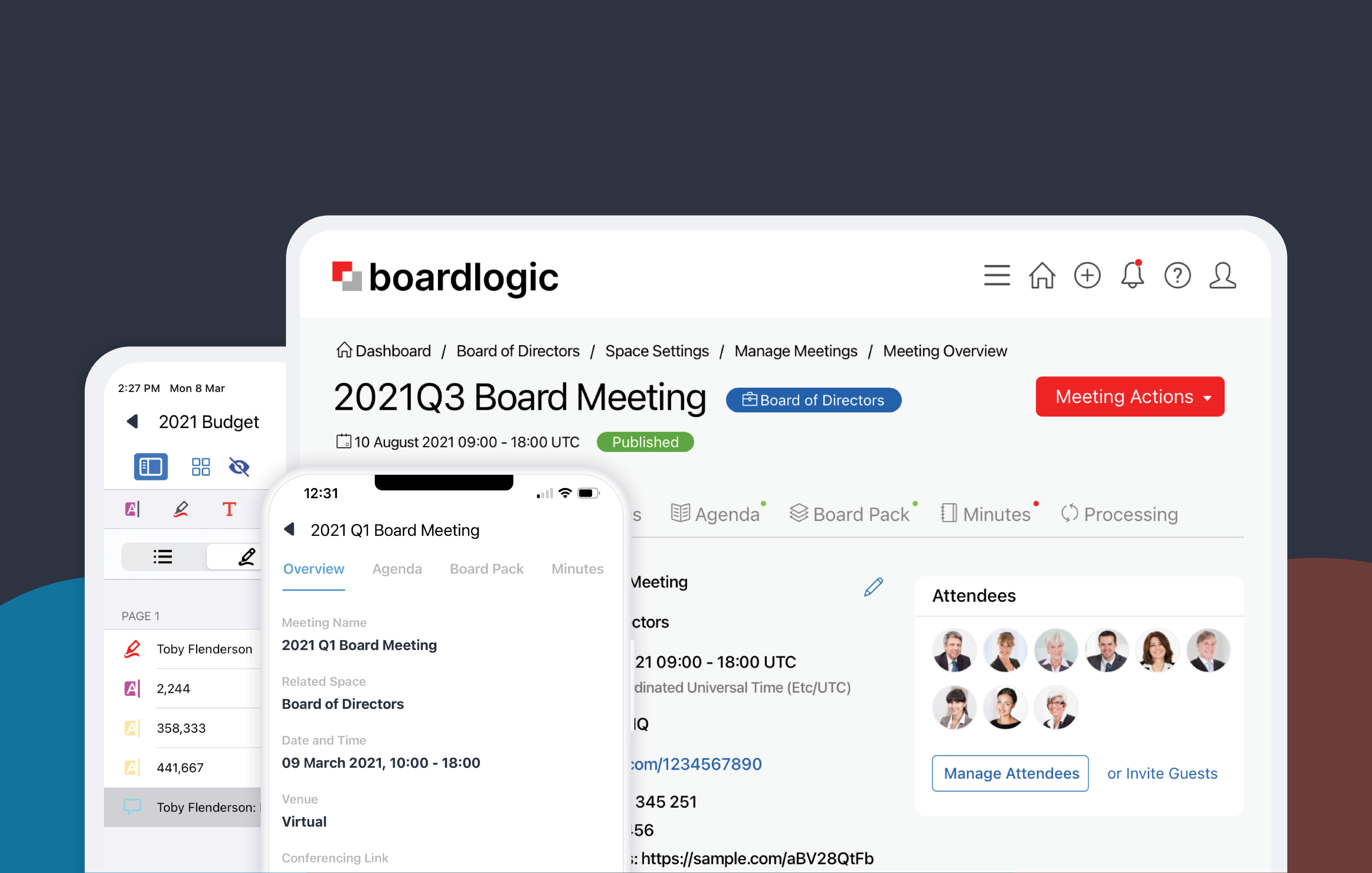 A New Era: The Praxonomy Board Portal is now Boardlogic